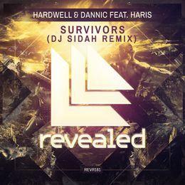 DJ Sidah - Survivors (feat. Haris) (DJ Sidah Remix) Cover Art