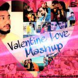 Dj SkR Shadow - Valentine Love Mashup 2017 Cover Art