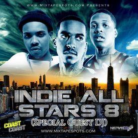 Various Artistmixtapespots Indie All Stars 8 Hosted By DJ Skroog Mkduk