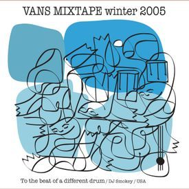 VANS MIXTAPE - To the Beat of a Different Drum
