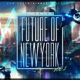 @Promomixtapes - The Future of New York Vol. 1 Cover Art