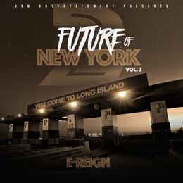 @Promomixtapes - Future of New York vol. 2 Cover Art