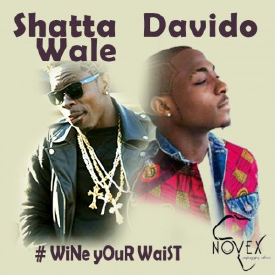 WiNe Your Waist Pt2 / Ft DaVido / RedruM DJ TopDoG GhanaiN Afro DaNceHalL