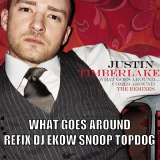 dj Snoop TopDog - What Goes Around / ReFiX Moses Hyped DJ eKoW TopDog Ladies MiD RNB bPM 80 Cover Art