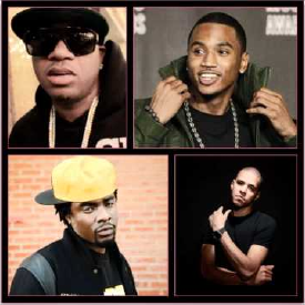 FLy Together / Ft Trey SoNgz, WaLe, J CoLe, RyaN LesLie / ReMiX eXt TopDoG