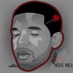 Dj Speechless - Drake Vs Meek Mill Cover Art