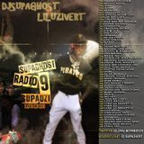 Dj - SupaGhost - SupaGhost Radio 9-  SUPA UZI (Best Of Lil Uzi Vert) Cover Art