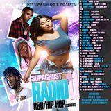 Dj - SupaGhost - Supaghost Radio Pt 11 Cover Art