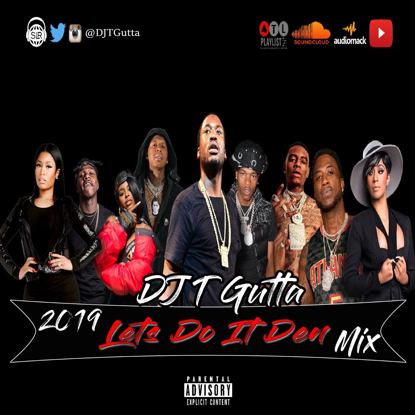 DJ T Gutta - 2019 Hip Hop Mix by DJ T Gutta, Various Artist