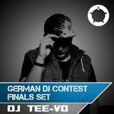 DJ Tee-Vo - German DJ Contest Finals Set Cover Art