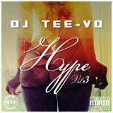 DJ Tee-Vo - Hype Vol. 3 Cover Art
