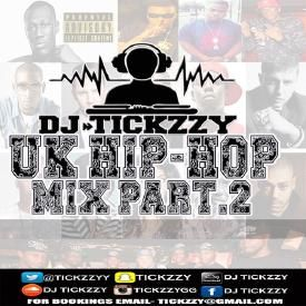 U.K HOP /RAP MIX PART2 BY @TICKZZYY