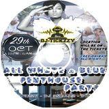 DJ TICKZZY - DANCEHALL MIX -ALL WHITE & BLUE PENTHOUSE PARTY 2016 DJ @TICKZZYY Cover Art