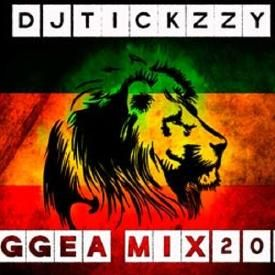 NEW REGGAE MIX 2014 DJ @TICKZZYY