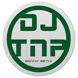DJ TNP - Sonny Sethi - Antenna (Dhol) Desi Remix Cover Art