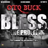 """DJ Tony H - """"Bless The Profit"""" Cover Art"""