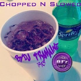Saving All My Love For You (Chopped & Slowed By DJ Tramaine713)