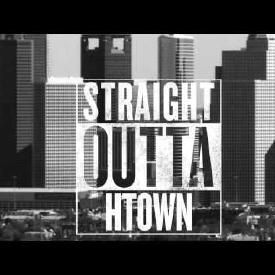 Straight Outta H-Town (Chopped & Slowed By DJ Tramaine713)
