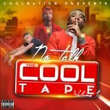 """DJ Tray - NO TALK """"THE COOL TAPE"""" Cover Art"""