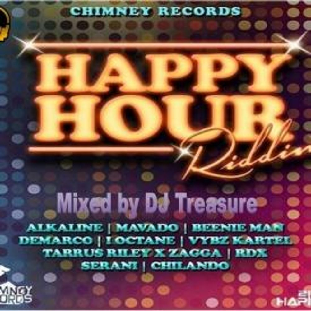 Happy hour riddim mixtape