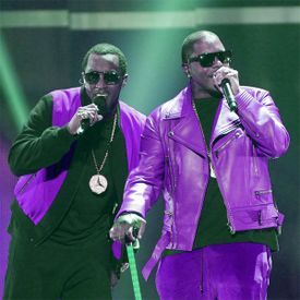 Puff Daddy - Can't Nobody Hold Me Down Ft. Ma$e (Slowed-N-Chopped)