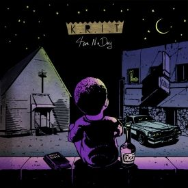DJ Vekio - BIG K.R.I.T. - 4EVANADAY Cover Art