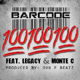 100 (Ft. Legacy & Monte [Prod. By Don P]