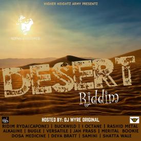DESERT RIDDIM MIX