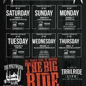 #BigRide2K18Blues&SouthernSoul