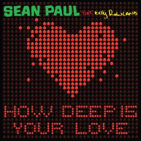 Sean Paul Feat Kelly Rowland - How Deep Is Your Love (Dj Zaz Remix)
