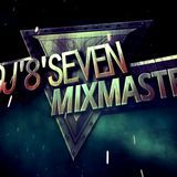 DJ'8'SEVEN MIXX MASTERS - DJ'8'SEVEN  THE ULTIMATE REGGAE VOL.....2 Cover Art