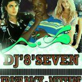 DJ'8'SEVEN MIXX MASTERS - DJ'8'SEVEN- FLASHBACK MIXXTAPE VOL.....1 Cover Art