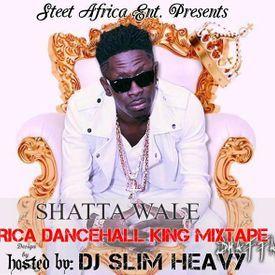 AFRICA DANCEHALL KING MIXTAPE ( BY: DJ SLIM HEAVY )