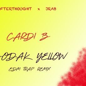 Bodak Yellow EDM Remix