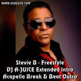 Freestyle (DJ A-JUICE Extended Intro Acapella Break & Beat Outro)
