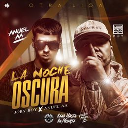 DJ A-JUICE - Power Source Pro. - La Noche Oscura (DJ A-JUICE Extended Intro & Out) Cover Art