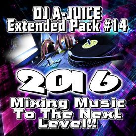 Promise To Share (DJ A-JUICE Extended Intro)