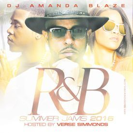 DJ Amanda BlazeRB Summer Jams Hosted By Verse Simmonds