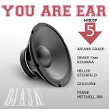 DJ A S K - YOU ARE EAR - 5 Cover Art