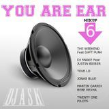 DJ A S K - YOU ARE EAR 6 -DJ A S K Cover Art
