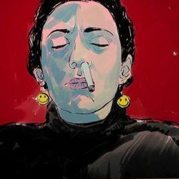 Djazzi Moore - Mushkila Cover Art