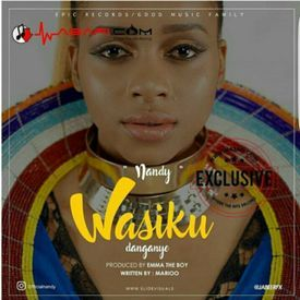 Nandy - Wasikudanganye (Official Audio)