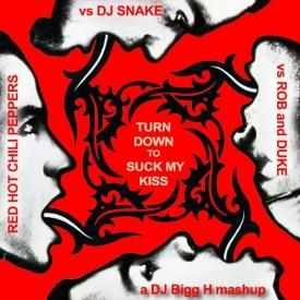 Turn Down to Suck My Kiss--Red Hot Chili Peppers vs DJ Snake vs Rob & Duke