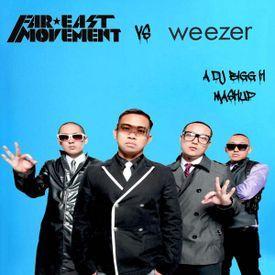 Fly Like Buddy Holly--Weezer vs The Far East Movement--DJ Bigg H