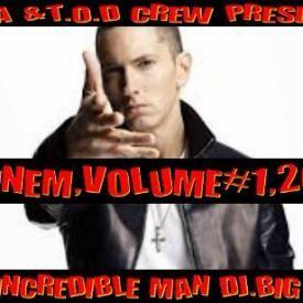 DJ.BIG LOU,,EMINEM VOLUME#1,,2014...