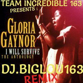 GLORIA GAYNOR-I WILL SURVIVE-DJ.BIG LOU163 REMIX-