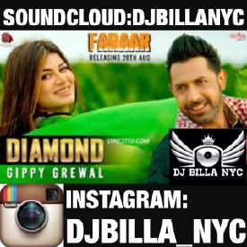 Diamond (Faraar)- Gippy Grewal DHOLMIX BY DJ BILLA