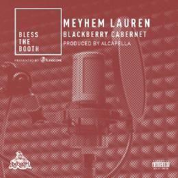 DJBooth - Blackberry Cabernet Cover Art