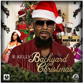 R KellyDJ Brother O Presents Kelly Backyard Christmas Party