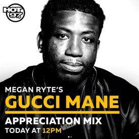 GUCCI MANE APPRECIATION MIX LIVE ON HOT 97